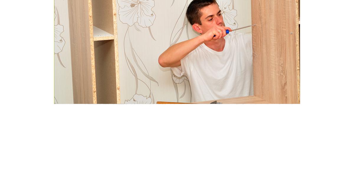 Services à domicile : monter un meuble
