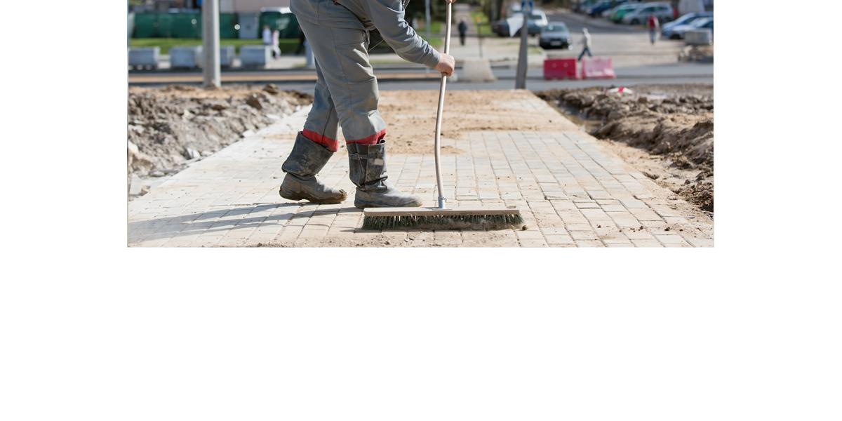 Mise à disposition de personnel pour le nettoyage de chantier