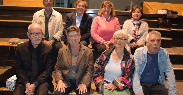 Assemblée générale de l'ASPE le 2 mai 2017 à Blanquefort