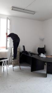 Nouveau locaux de l'antenne de Bordeaux