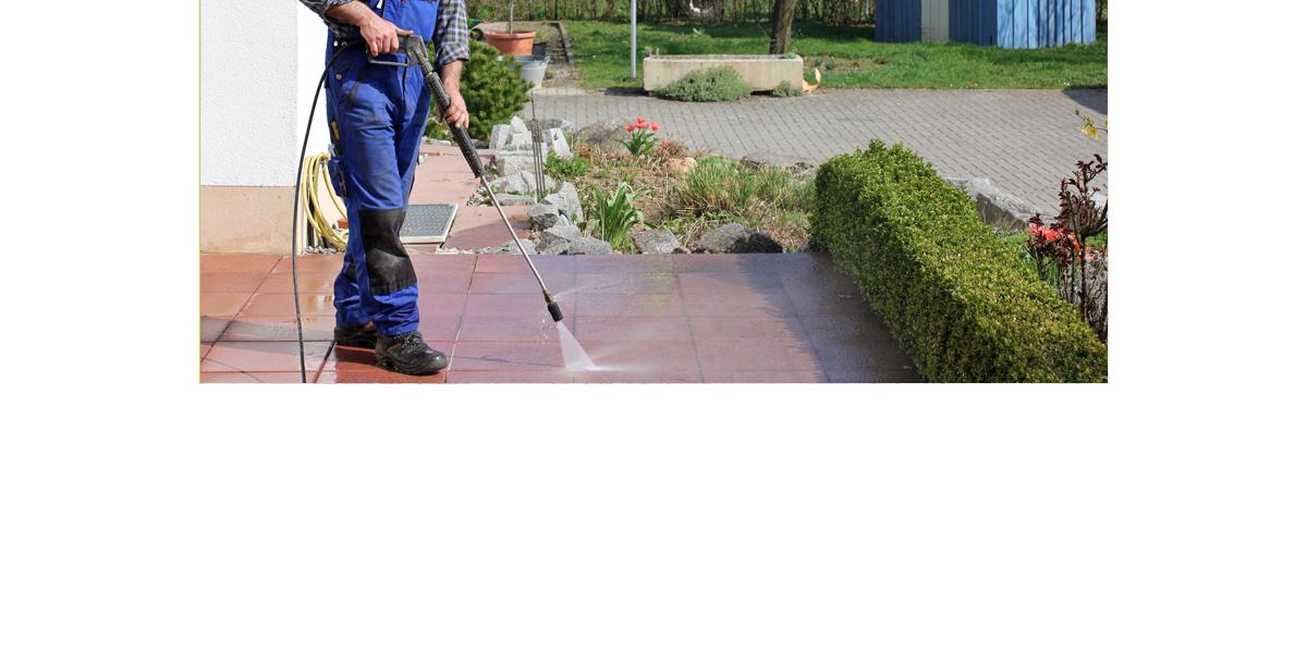 Services à domicile : nettoyage