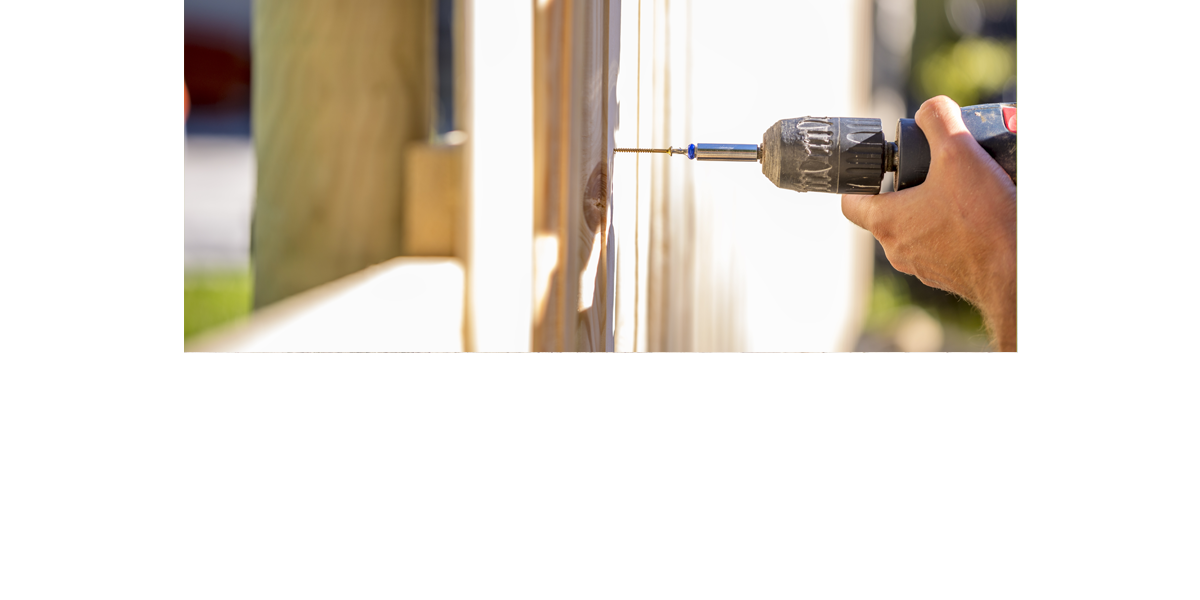 Services à domicile : bricolage