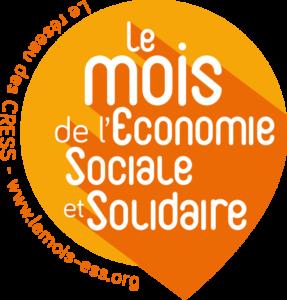 Logo du mois de l'économie sociale et solidaire